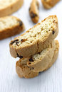 Biscotti Royalty Free Stock Photography