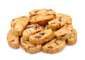 Biscotti cookies Royalty Free Stock Images