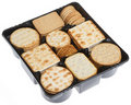 Biscuits for Cheese Stock Images