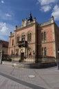 Bishops palace in novi sad Stock Image