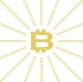 Bitcoin blockchain concept