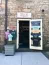 Bite Me Bait Shop, Newport, Rhode Island Royalty Free Stock Photo