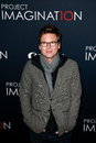 Biz stone new york oct co founder of twitter and debut filmmaker attends the premiere of canon s project imaginat n film festival Stock Photo