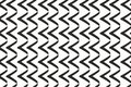 Black arrows horizontal pattern. monochrome wallpaper concept.