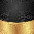 Black background Royalty Free Stock Photo