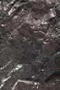 Black bituminous coal carbon nugget background hard closeup macro texture power and energy source Stock Photos