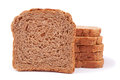 Black bread Royalty Free Stock Images