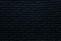 Nero mattone muro