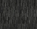 Black bricks slate texture background, slate stone wall texture Royalty Free Stock Photo
