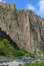 Black Canyon of the Gunnison Royalty Free Stock Images
