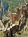 Black Canyon of the Gunnison Stone Columns