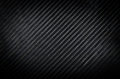 Black carbon fiber background texture Royalty Free Stock Photo