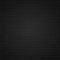 Black carbon seamless pattern Royalty Free Stock Photos