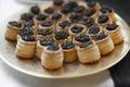 Photo : Black caviar premium