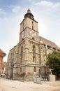 The Black Church( Biserica neagra). Brasov . Romania Royalty Free Stock Photography