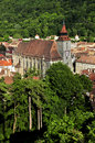 Black church in brasov Stock Photos