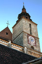 Black Church of Brasov Stock Image