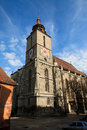 Black Church in Brasov, Romania Stock Photos
