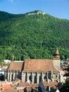Black Church (Brasov) Romania Royalty Free Stock Photo