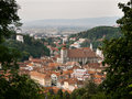 Black Church in Brasov-Romania Stock Image