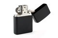 Black cigarette lighter Royalty Free Stock Photo