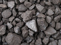 Black coal Royalty Free Stock Photo