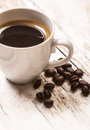 Black coffee Royalty Free Stock Photo