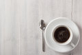 Black coffee Royalty Free Stock Image