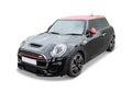 Black Cooper Mini