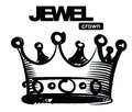 Black crown Stock Images