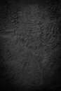 black dark grunge cement wall background Royalty Free Stock Photo