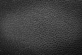 Black dark leather background or texture Stock Photography