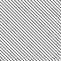 Black diagonal stripes, vector template pattern background. Mesh direct diagonal stripes parallel lines Royalty Free Stock Photo