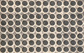 Black dots abstract background for use in design or image work Stock Images