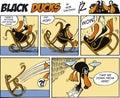 Black Ducks Comic Strip Episod...
