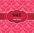 Black Friday collection sale banner Royalty Free Stock Photo