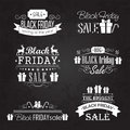 Black Friday Sale Calligraphic Designs set on