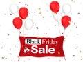 Black friday sale Royalty Free Stock Photo