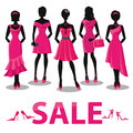 Black Friday Sale.Pink Party D...