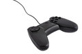 Black gamepad Royalty Free Stock Images