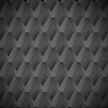 Black geometric background elegant based on octahedron shapes eps transparent element layered file Royalty Free Stock Photography