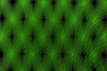 Black and green checkered background