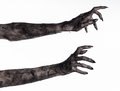 Black Hand Of Death, The Walki...