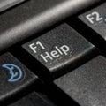 Black Help Key