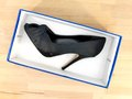 Black High Heeled Shoe Royalty Free Stock Photo