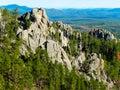 Black Hills, South Dakota Royalty Free Stock Photo