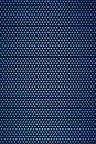Black hole grid with light blue holes Royalty Free Stock Photo