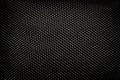 Black Kevlar Stitching Pattern