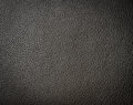 Black leather background of texture Stock Images