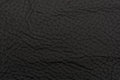 Black leather background for you a Stock Photography